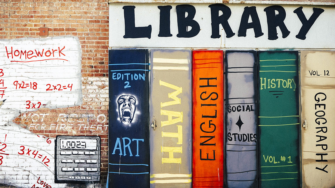 Five Books That Grab Attention